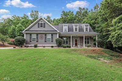 Newnan Single Family Home For Sale: 11 Redwine Overlook
