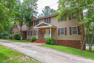 Williamson Single Family Home For Sale: 3597 Hollonville Rd