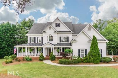 Alpharetta Single Family Home New: 15325 White Columns Dr