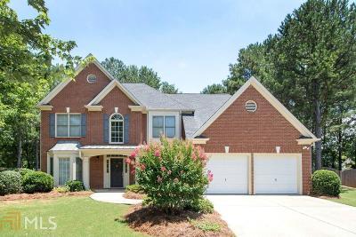 Grayson Single Family Home New: 2418 Camellia Allee Ct