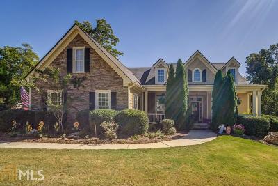 Pickens County Single Family Home New: 331 Blue Bird Trl