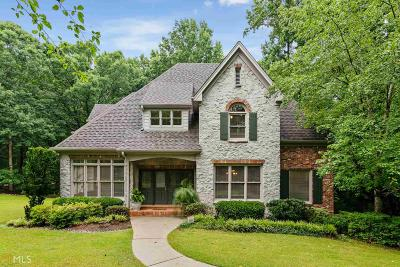 Flowery Branch Single Family Home New: 6300 Chestnut Pkwy