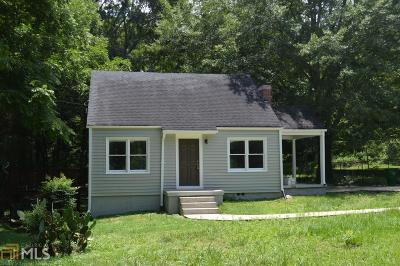 Decatur Single Family Home New: 4447 Highland Rd