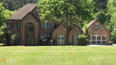 Grayson Single Family Home For Sale: 445 Herring Rd