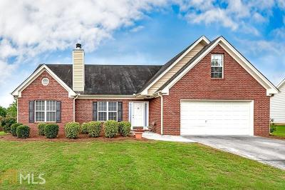 Mcdonough Single Family Home New: 790 White Dove Drive