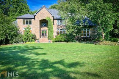 Peachtree Corners Single Family Home New: 4287 Ridgegate Dr