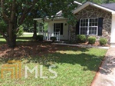 Barnesville Single Family Home New: 104 Hannah Street
