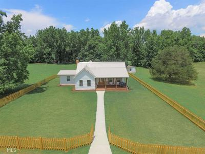Fayetteville Single Family Home For Sale: 1390 Highway 92