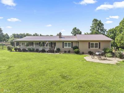 Single Family Home For Sale: 5335 Cool Springs Rd