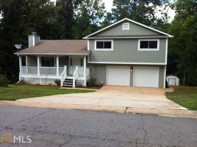 Lawrenceville Single Family Home New: 588 Dovie Pl