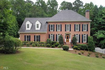 Roswell Single Family Home New: 235 Plantation Way