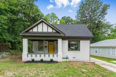 Chosewood Park Single Family Home For Sale: 323 Nolan St