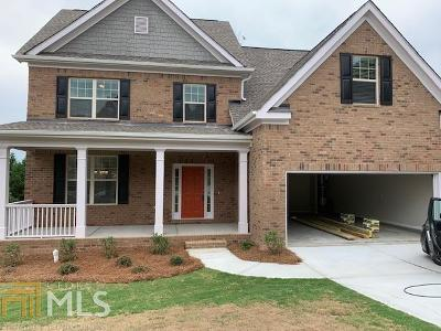 Dacula Single Family Home For Sale: 1655 Riverpark Dr #91