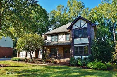 Peachtree Corners Single Family Home New: 5354 Fox Hill Dr
