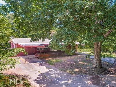 Dallas Single Family Home New: 2397 Hiram Acworth Hwy