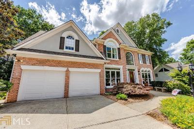 Woodstock Single Family Home New: 1033 Wellesley Crest Dr