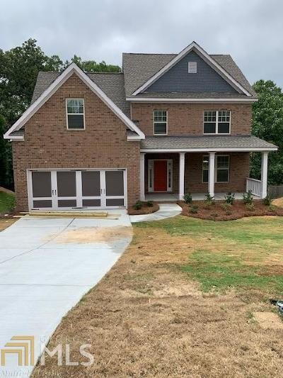 Dacula Single Family Home For Sale: 1757 Water Springs Way #35