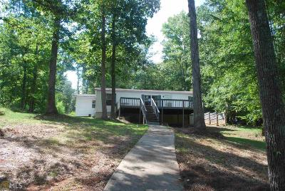 Greensboro, Eatonton Single Family Home For Sale: 103 Southshore #A