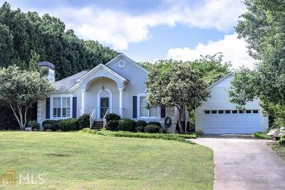 Griffin Single Family Home New: 1242 County Line Rd