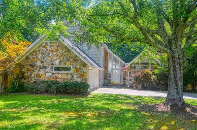 Acworth Single Family Home New: 1446 County Line Rd