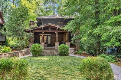 Atlanta Single Family Home New: 781 Stovall Blvd