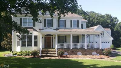 Jefferson Single Family Home New: 449 P J Roberts Rd