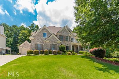 Canton Single Family Home New: 208 Cedar Woods Way
