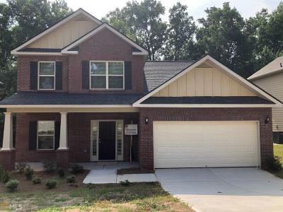 Griffin Single Family Home New: 839 Crescent Lane #5