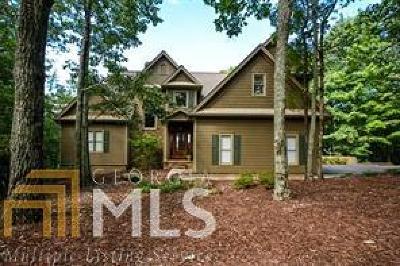 Pickens County Single Family Home New: 141 Morgan Walk
