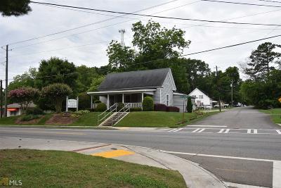 Canton, Woodstock, Cartersville, Alpharetta Commercial For Sale: 125 Barrett Rd
