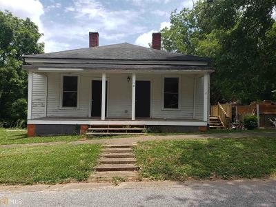 Porterdale Single Family Home Under Contract: 12 Spruce St