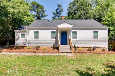 Decatur Single Family Home New: 1784 Alexander Dr
