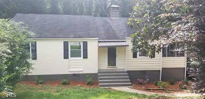 Decatur Single Family Home New: 1256 Thomas