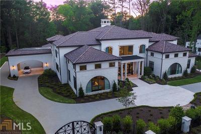 Atlanta Single Family Home New: 4544 Peachtree Dunwoody Rd