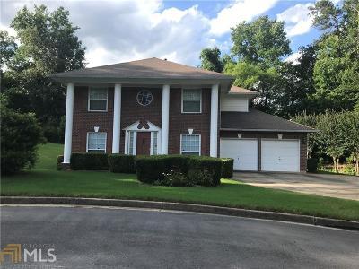 Alpharetta Single Family Home New: 11285 Amy Frances