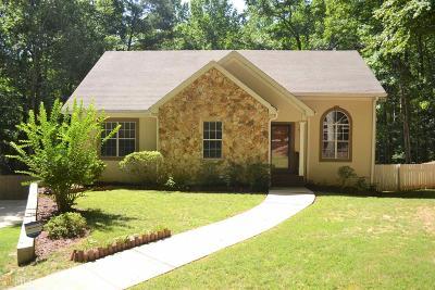 Coweta County Single Family Home New: 20 Briarwood Ct