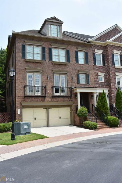 Smyrna Condo/Townhouse For Sale: 4361 Bridgehaven Dr