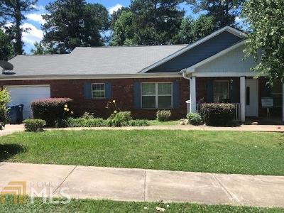 Jonesboro Single Family Home New: 1186 Dunivin Dr