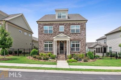 Alpharetta Single Family Home New: 845 Deerfield Township Way