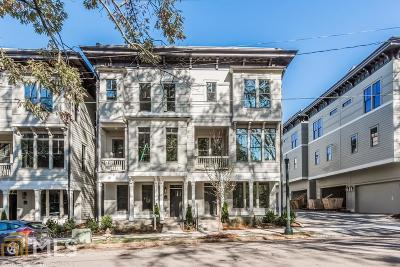 Atlanta Condo/Townhouse New: 998 Mauldin St