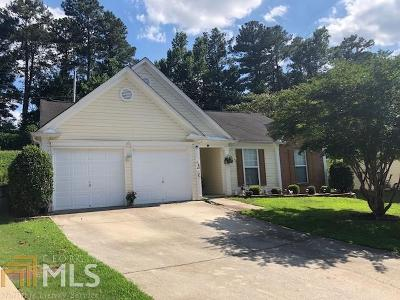Kennesaw Single Family Home For Sale: 203 Park Forest Way