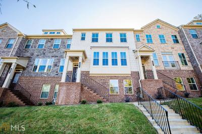 Suwanee Condo/Townhouse New: 581 Northaven Ave #8