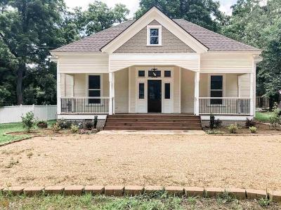 Carrollton Single Family Home New: 505 Longview St.