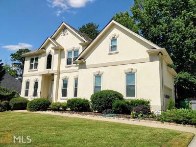 Marietta Single Family Home New: 1398 Prestige Valley Dr