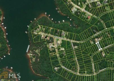 Lavonia Residential Lots & Land For Sale: Hillshore Ct
