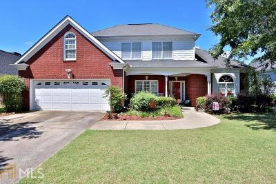 Loganville Single Family Home New: 2933 Gold October Dr