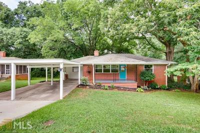 Marietta Single Family Home New: 781 James St