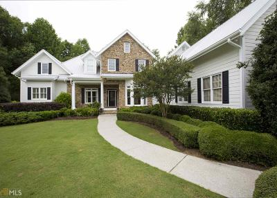 Braselton Single Family Home For Sale: 1988 Forest Vw