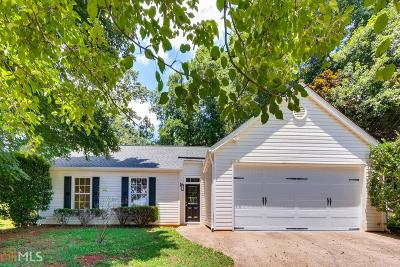 Douglasville Single Family Home New: 3821 Greenbrook Drive