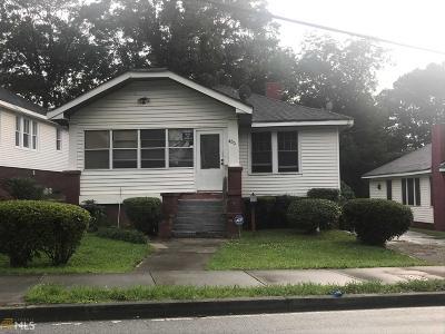 Atlanta Single Family Home New: 480 Chappell Rd